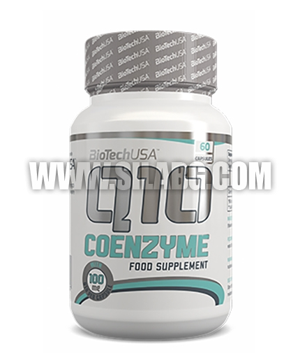 BIOTECH USA Q10 Coenzyme / 60caps