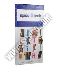 SPIDERTECH PRE-CUT FULL KNEE CLINIC PACK [10 PCS]