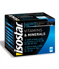 ISOSTAR 360 Vitamins & Minerals / 80 Caps.