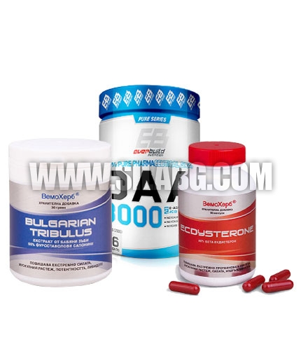 PROMO STACK Testosterone Composition 6