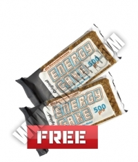 PROMO STACK Energy Bar 1+1 FREE