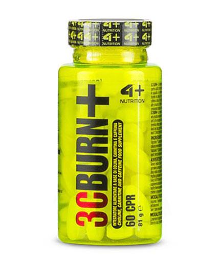 4+ NUTRITION 3C Burn+ / 60 Tabs.