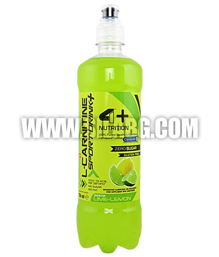 4+ NUTRITION L-Carnitine Sport Drink+ / 750ml.