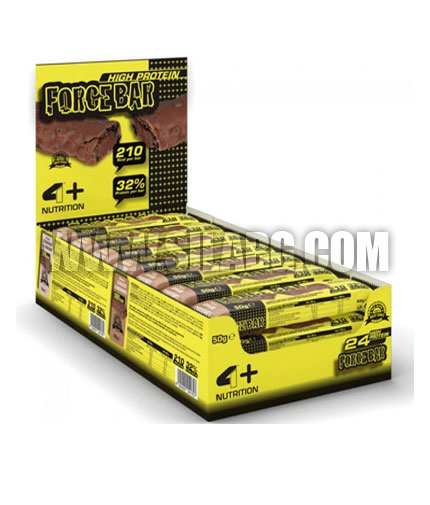 4+ NUTRITION Force Bar / 24x50g.