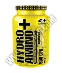 4+ NUTRITION Hydro Amino+ / 600 Tabs.