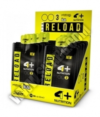 4+ NUTRITION Reload Gel / 15x50ml.