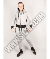 NEBBIA 107 JACKET ZIP AW / Light Grey