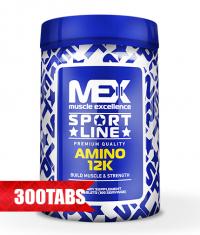MEX Amino 12k / 300 Tabs.