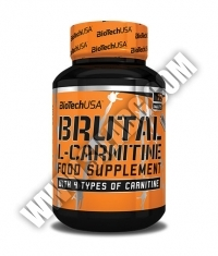 BRUTAL NUTRITION L-Carnitine 1000mg. / 70 Tabs.