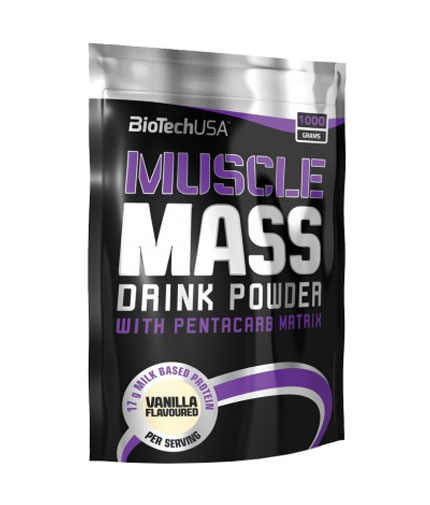 BIOTECH USA Muscle Mass