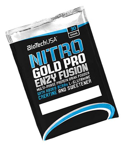 BIOTECH USA Nitro Gold PRO Enzy Fusion