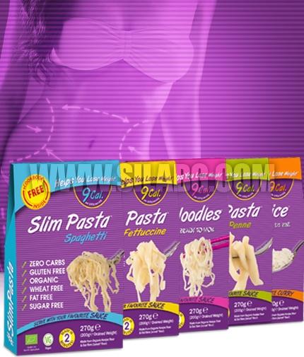 PROMO STACK Slim Pasta Packet