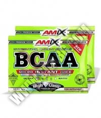 AMIX BCAA Micro-Instant Juice Sachet
