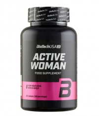 BIOTECH USA Active Woman / 60 tabs.