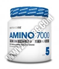 NUTRICORE Amino 7000 / 300 Tabs.