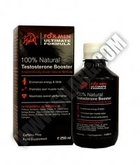 ULTIMATE FORMULA 100% Natural Testosterone Booster / 250ml