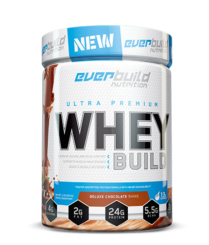 EVERBUILD Ultra Premium Whey Build 0.454
