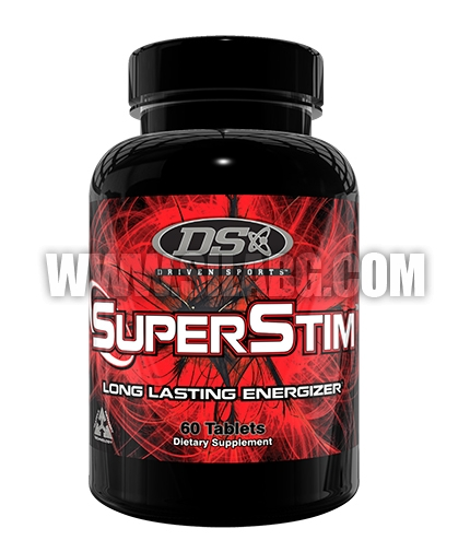 DRIVEN SPORTS SUPERSTIM™ / 60 tabs