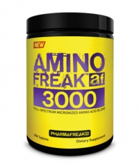 PHARMA FREAK Amino Freak 3000 / 350 Tabs.