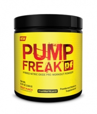 PHARMA FREAK Pump Freak / 20 Serv.
