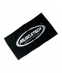MUSCLETECH Towel / Black
