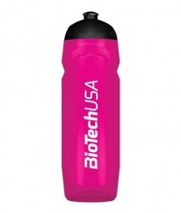 BIOTECH USA Waterbottle Transparent 750ml. / Magenta