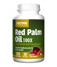 Jarrow Formulas Red Palm Oil 100X 250mg. / 30 Soft.
