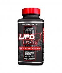 NUTREX Lipo-6 RX / 60 liquid caps.