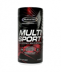 MUSCLETECH Multi Sport High Potency / 60caps.