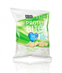 NOVO NUTRITION Protein Chips Lite / SOUR CREAM & ONION