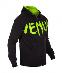 VENUM Undisputed Hoody / Black Neo Yellow