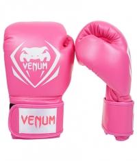VENUM Contender Boxing Gloves / Pink