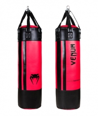 VENUM Hurricane Punching Bag / 130 cm / Pink / Filled