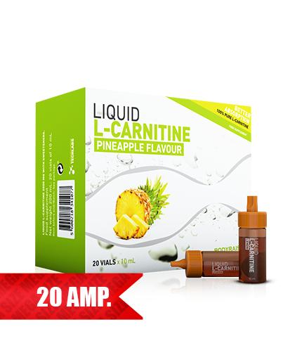 BODYRAISE NUTRITION Liquid L-Carnitine / 20 Amp.