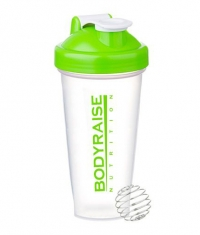 BODYRAISE NUTRITION Blender Bottle / 600ml. / Green