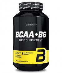 BIOTECH USA BCAA + B6 / 200 Tabs.