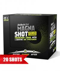 BIOTECH USA Magna Shot / 20x25ml