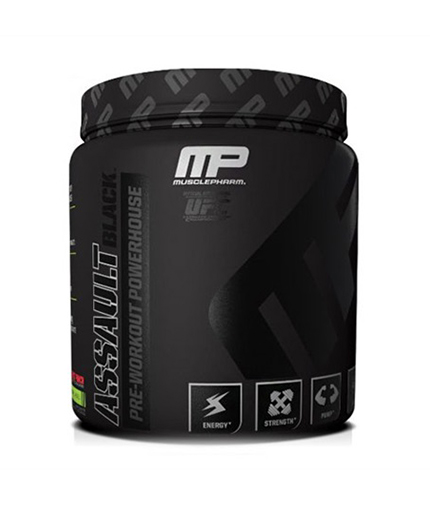 MUSCLE PHARM Assault BLACK / 30 Serv.