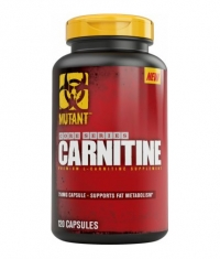 MUTANT CARNITINE 750mg. / 120Caps