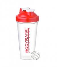 BODYRAISE NUTRITION Blender Bottle / 600ml. / Red