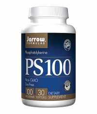 Jarrow Formulas Phosphatidylserine PS100 100mg. / 30 Soft.
