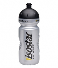 ISOSTAR Sport Bottle Silver / 650ml.