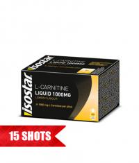 ISOSTAR Liquid L-Carnitine 1000mg / 15x10ml.