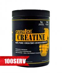 GRENADE Creatine / 100 Serv.