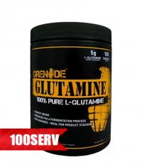 GRENADE Glutamine / 100 Servs.