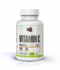 PURE NUTRITION Vitamin C-500 / 100 Tabs.