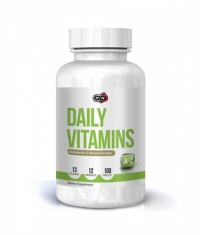 PURE NUTRITION Daily Vits / 100 Tabs.