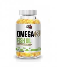 PURE NUTRITION Omega 3 Fish Oil 480/240 1000mg. 100 Softgels