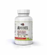 PURE NUTRITION Amino 2000 + Leucine / 75 Tabs.
