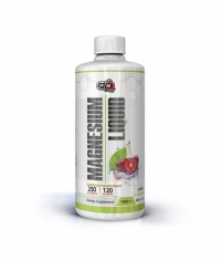 PURE NUTRITION Magnesium Liquid + Vit C / 1000 ml.